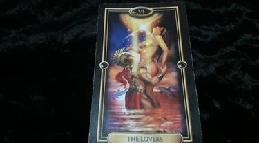 Kartu Tarot The Lovers