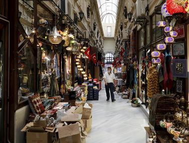 FOTO: Perekonomian Turki Alami Lonjakan Inflasi