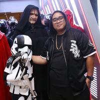 Perilisan perdana film Star Wars (Nurwahyunan/bintang.com)