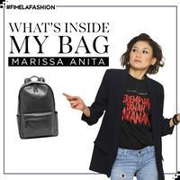What's In My Bag Marissa Anita