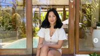 Sherina Munaf saat liburan di Bali (dok.instagram/@sherinasinna/https://www.instagram.com/p/COr--EGBFD2/Komarudin)