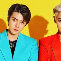 EXO-SC kembali rilis teaser foto warna-warni untuk teaser comeback EXO-SC. (Instagram EXO)
