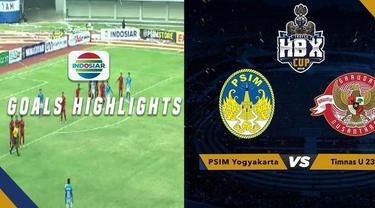 Berita video gol-gol yang tercipta pada saat Timnas Indonesia U-23 menang 4-1 atas PSIM Yogyakarta di Trofeo Hamengkubuwono X Cup 2019, Minggu (8/9/2019).