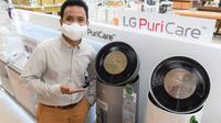 LG PuriCare 360° Air Purifier. Dok: LG Electronics Indonesia