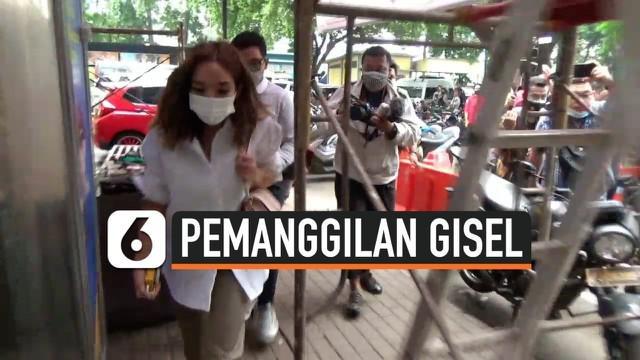 Gisella Anastasia atau Gisel memenuhi panggilan Polda Metro Jaya untuk diperiksa sebagai saksi dalam kasus video syur yang mirip dengannya. Apa yang ia sampaikan jelang pemeriksaan?