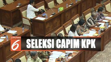 Ketua Pansel Calon Pimpinan KPK menegaskan seluruh proses seleksi berlangsung bersih tanpa intervensi pihak mana pun seperti isu yang beredar.
