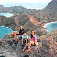 Bunga Citra Lestari liburan bersama keluarga (Instagram/bclsinclair)
