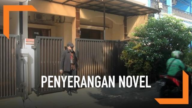 Novel Baswedan mengadukan kasus penyerangannya ke Amnesty Internasional. Ia merasa tidak ada respons positif mengenai kasusnya dari Kepolisian dan Pemerintah.
