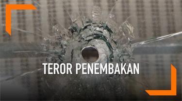 Rumah dan kendaraan warga Ciparay Kabupaten Bandung menjadi sasaran penembakan orang tak dikenal. Pihak kepolisian sudah turun tangan untuk selidiki kejadian ini.