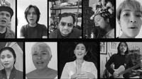 """Musisi Indonesia ikut serta dalam kampanye """"Satu Jalan"""" untuk bantu mereka yang terdampak penyebaran corona COVID-19. (dok. Magnifika Dhana Aksata)"""