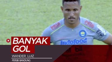 Berita video Pelatih Persib Bandung, Robert Rene Alberts, mengatakan bahwa strikernya, Wander Luiz, seharusnya bisa mencetak lebih banyak gol untuk tim Maung Bandung di Shopee Liga 1 2020.