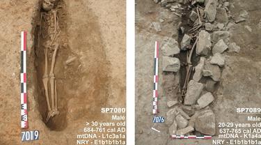 Makam Muslim Eropa Tertua Ditemukan di Prancis