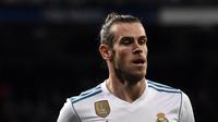 5. Gareth Bale - Sejak di transfer ke Real Madrid membuat Bale menjadi kaya raya. Cessna Citation XLS seharga 12 Juta Dolar berhasil ia bawa pulang. (AFP/Pierre Marcou)