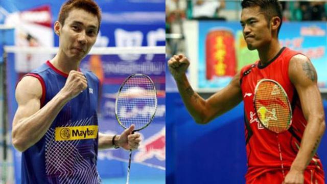Lin Dan Masih Jadi Momok Lee Chong Wei Di Olimpiade 2016