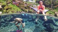 Ternyata Bandung juga masih punya wisata alam tersembunyi yang belum banyak diketahui orang.
