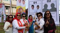 Relawan Tangsel sepakat Bravo Lima jadi ormas.