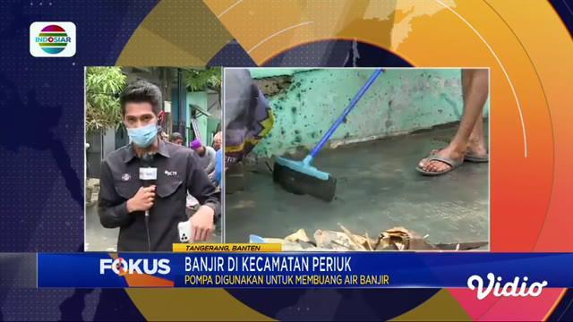 Fokus edisi (24/2) menyajikan beberapa tema di antaranya, Perbaikan Tanggul Jebol, Buruh Tuna Rungu Timbun Uang Receh, Nikmatnya Kwetiau Panggang Siram.