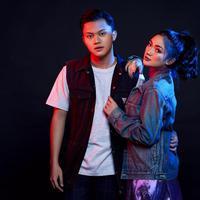 Marion Jola dan Rizky Febian. (Universal Music Indonesia/Net Visi Media)