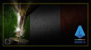 ilustrasi logo liga italia (Liputan6.com/Abdillah)