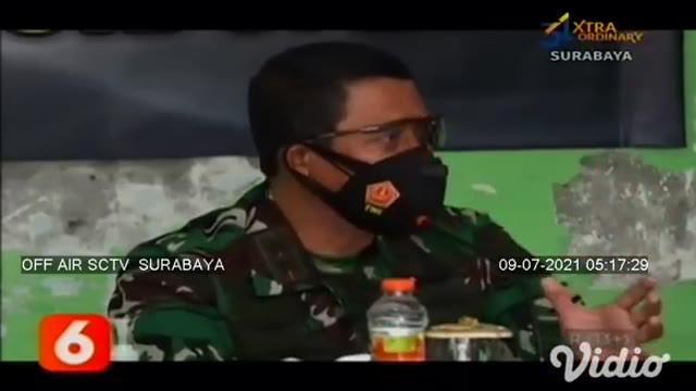 Lonjakan kasus positif Covid-19 di sejumlah wilayah di Indonesia turut dialami oleh masyarakat Sidoarjo, Jawa Timur. Setidaknya sebanyak 54 warga terkonfirmasi positif Covid-19 selama masa PPKM Darurat berlangsung.