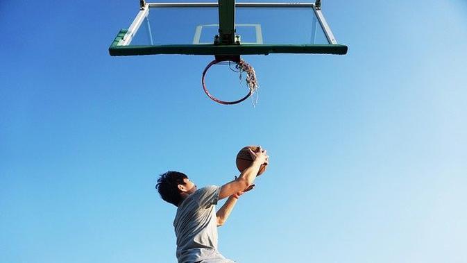 Lay Up Adalah Salah Satu Teknik Yang Efektif Dalam Olahraga Basket Hot Liputan6 Com