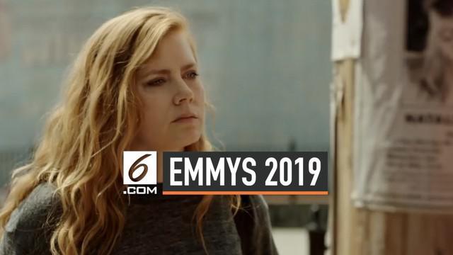 Aktris Amy Adams patut berbahagia tahun ini karena dirinya akhirnya berhasil masuk dalam nominasi Emmy Awards 2019. Adams berhasil masuk melalui drama