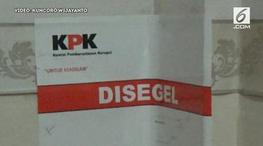 Penangkapan Siti Masitha diduga terkait korupsi infrastruktur di lingkungan Pemkot Tegal.