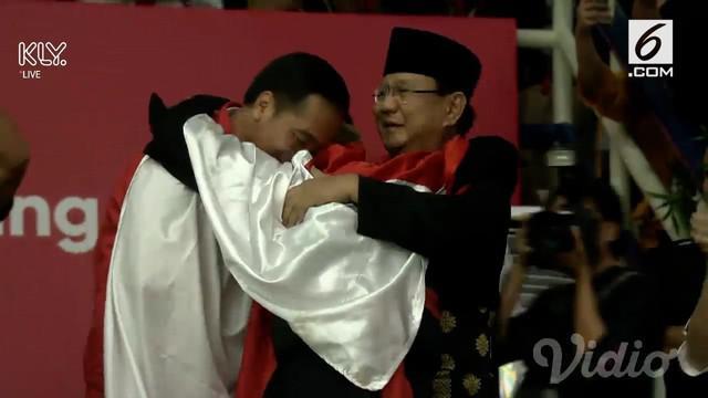 Banyak pihak mengapresiasi momen pelukan Jokowi dan Praboro. Salah satunya adalah Ridwan Kamil, ia membuat sayembara bertema kejadian tersebut dengan hadiah jutaan rupiah.