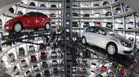 Autostadt, garansi transparan milik salah satu pabrikan otomotif di Jerman sanggup membuat Anda berdecak kagum.