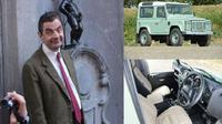 Land rover Defender Mr Bean (Foto: Motoroids)