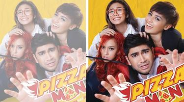 Film Pizza Man tak akan dibocorkan melalui trailer