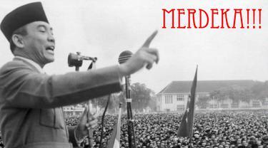 17 Quote Soekarno Yang Bikin Api Semangat Kemerdekaan