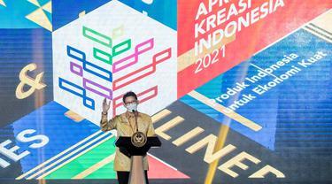 Apresiasi Kreasi Indonesia 2021 Diluncurkan, Cari Talenta Ekonomi Kreatif di 20 Kota/Kabupaten untuk Dibina
