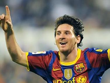 Lionel Messi (© AFP 2010)