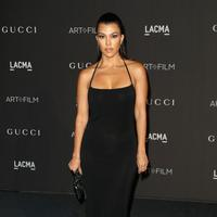 Kourtney Kardashian (David Livingston / GETTY IMAGES NORTH AMERICA / AFP)