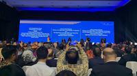 Penandatanganan Surat Pernyataan Kehendak perihal Diplomasi Digital dan Kerja Sama Trilateral di Jakarta, 8 Januari 2020. (Liputan6.com/Benedikta Miranti T.V)