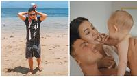 Momen Hamish Daud saat Bersama Putrinya Zalina, Papa Muda Idaman (sumber:Instagram/hamishdw)