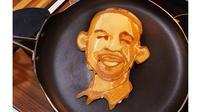 Pria Ini Buat Pancake Dengan Bentuk Menarik, 5 Hasilnya Bikin Takjub (sumber: Instagram.com/saipancakes)