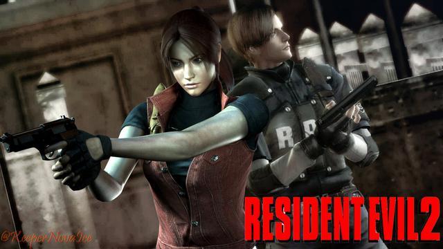 Begini Tampilan Game Resident Evil 2 Bila Di-Remake