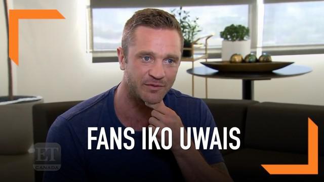 Aktor Hollywood bernama Devon Sawa mengaku jadi fans berat Iko Uwais. Bintang Final Destination ini bahkan langsung menelepon Iko untuk sampaikan kekagumannya.