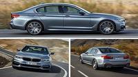 BMW Seri 5. (Car and Driver)