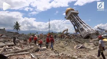 Daerah terdampak gempa di Palu dan sekitarnya rusak parah. Mungkinkah dibangun kembali?
