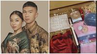 Isi bridesmaids box Nikita Willy dan Indra Priawan, curi perhatian. (Sumber: Instagram/@nikitawillyofficial94/@raisyawidjaya)