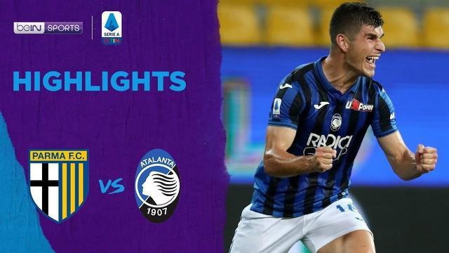 Berita video Atalanta semakin dekat dengan 100 gol di Serie A 2019-2020 setelah mengalahkan Parma 2-1 pada pekan ke-37, Rabu (29/8/2020) tengah malam WIB.