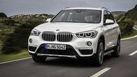 Generasi terbaru BMW X1 resmi diluncurkan di Delhi Auto Show 2016, India