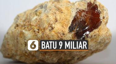 Surachit Songzhu, pemulung asal Thailand temukan batu senilai Rp9,1 miliar.