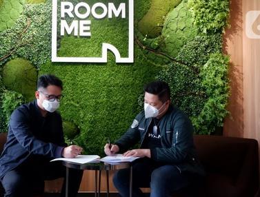 Kolaborasi RoomMe dan Hypernet Hadirkan Fitur RoomMe Always On