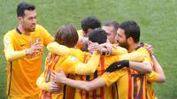 Eibar Vs Barcelona (Reuters)
