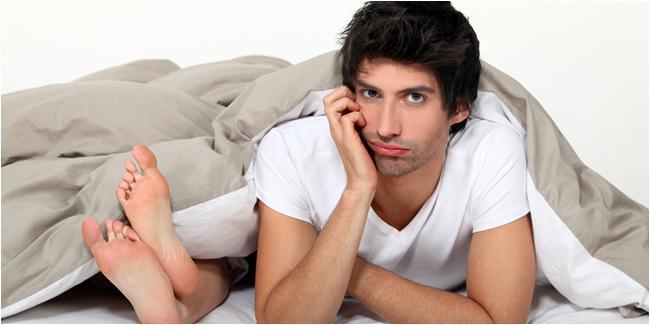 Masalah gusi bisa picu masalah ereksi pada suami/copyright Shutterstock.com