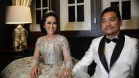 Ratu Meta dan Eddy Faisal. (Istimewa)